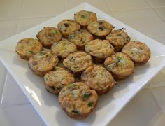 Shelly's Egg Foo Young Bites