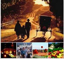 Ohio's Amish Country in Holmes County OH | Amish Tours, shopping, lodging, dining, visitors, berlin