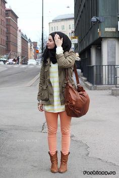 Sœurs musulmanes partie 3/glamour fille en hijab