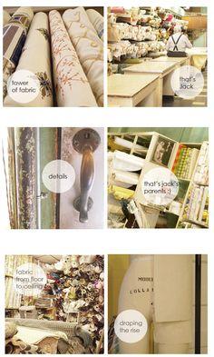 Jacks Fabric Store On Fabrics Row Philadelphia Sewing Blogs Sewing Kit Lingerie Patterns