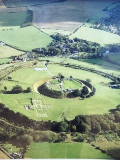 Old Sarum in Salisbury, Wiltshire Salisbury Wiltshire, Uk Trip, Stonehenge, English Countryside, Bristol, Playground, Castles, Golf Courses, Trail