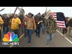 I hope that this video about the Dakota Access pipeline protest is as informative to you as it was me.