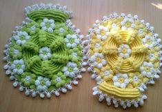 HUZUR SOKAĞI (Yaşamaya Değer Hobiler) Freeform Crochet, Crochet Doilies, Crochet Flowers, Knit Crochet, Knitting Videos, Crochet Videos, Baby Knitting Patterns, Crochet Patterns, Diy And Crafts