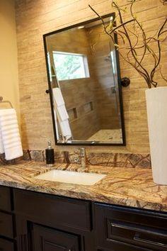 contemporary bathroom design photo by artec group inc album contemporary bathroom remodel contemporary bathroom bathrooms pinterest contemporary - Bathroom Mirrors Fort Worth Tx