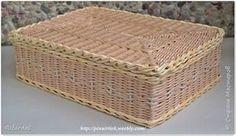 Поделка изделие Плетение Май-июнь Картон гофрированный Трубочки бумажные фото 8