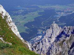 **Karwendelbahn (cable car, hiking) - Mittenwald, Germany