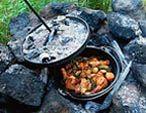Dutch Oven für die Wilde Küche