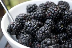 DIY blackberry lip stain