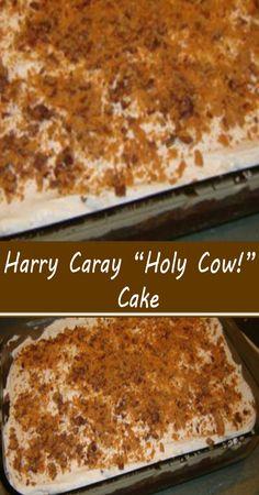 Cake Mix Desserts, Sweets Cake, Cake Mix Cookies, Fun Desserts, Cupcake Cakes, Pretzel Cookies, Poke Cakes, Delicious Cake Recipes, Cake Mix Recipes