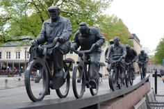 Bicycle Culture by Design: Copenhagenize's Top Five Bicycle Monuments