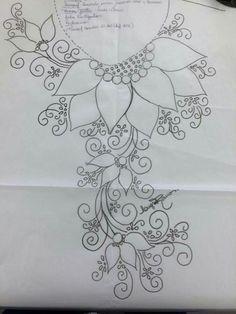 Resultado de imagen de bordado mexicano patrones mandalas para imprimir