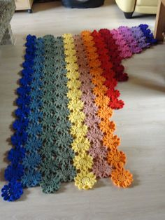 THE FLOWER BED: Growing (these flowers motifs can be made into anything:  afghan, scarf, runner, doily, pin, free form crochet, necklace, collar, etc, etc)    - Lee Ann H. (cgli.us)