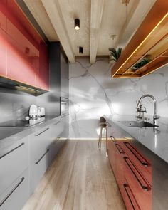 """Buddha House"" - kitchen  http://www.yunakovdesign.com/buddhareliz.html . . . .  #yunakovarchitecture #interiordesign #kitchen #architecture_hunter #archilovers #casa #loft #myhouseidea #bedroom #design #arc_only #design_only #architecturedesign #ink361_architecture #d_signers #vscoua #archilovers #archdaily #ukraine_blog #dezeen #itsadesignworld"