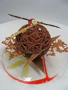 Christophe Michalak Creation Chocolat Paris