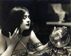 Theda Bara by Witzel c. 1917