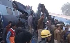 Indore-Patna Express derails from track 145 die