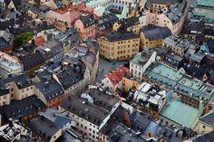 Old Town, Stockholm.