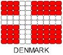 MakingFriends Flag Pin Patterns Make this cool Girl Scout Thinking Day or International SWAPs with pony beads, Pony Bead Patterns, Beading Patterns, Multicultural Crafts, Danish Flag, International Craft, Mini Flags, Daisy Scouts, World Thinking Day, Flag Pins