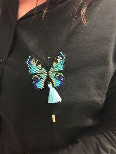 Miyuki butterfly