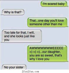 Funny sayings, haha