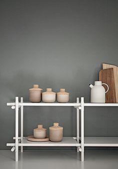 estante stick system, de jan & henry