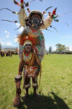 Papua New Guinea - Goroka show by World_Discoverer, via Flickr