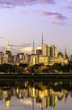 Cidade de São Paulo!!!  :-)