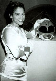 Amy Jo Johnson as Kimberly Hart