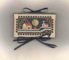 Designer - Carriage House Samplings Design Name - Folk Art