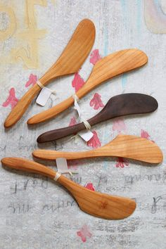 Butter Jam or Jelly Spreader! Handmade wooden knife