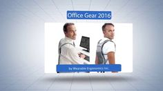 Ergo Back Support Wearable Exerciser by Wearable Ergonomics Inc ...