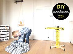 DIY: Speelgoedzak