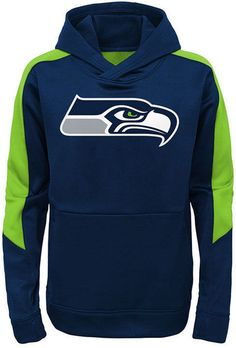 Outerstuff Seattle Seahawks Hyperlink Hoodie 149418eca0f