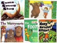 Preschool Alliteration Books