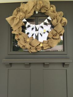 Twinkle Twinkle Little Star . Baby Shower . Welcome Wreath . Nashville . Finnie Nash