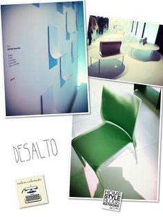 HomeStyleBlogs ai Saloni 2014 - Desalto