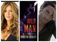 tess and brock Wild Man by Kristen Ashley Kristen Ashley Books, Rock Chic, Dream Guy, Book Authors, Love Words, Book Worms, Beautiful Men, Books To Read, Novels