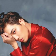 Kai is full of hotness father god pls help me ❤️