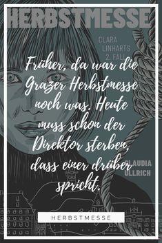 Chalkboard Quotes, Art Quotes, Fall, Reading Books, Graz, Random Stuff, Autumn, Fall Season