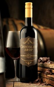 The chocolate infused wine has been developed to give off black cherry and dark cocoa flavours complemented by vanilla mocha.