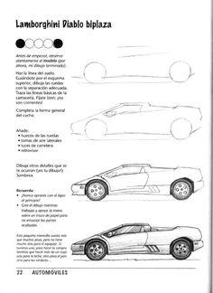 Mejores 28 Imagenes De Dibujo De Autos En Pinterest How To Draw