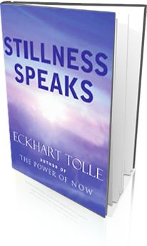 A thought provoking book by Eckhart Tolle