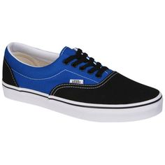 Vans ERA Canvas Two Tone Trainers (77 CAD) found on Polyvore