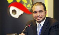 الاتحاد الأسترالي يعلن دعمه للأردني علي بن الحسين