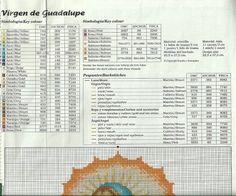 Patrones punto de cruz en pdf