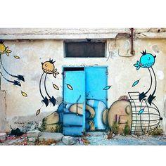 RT @streetpicsnow: #grafiti #graffitigram #streetart #streetphotography  #sprayart #urban