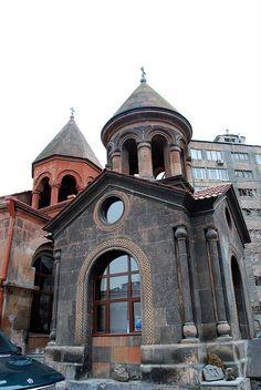 Zoravar Church - Yerevan, Armenia by jrozwado, via Flickr