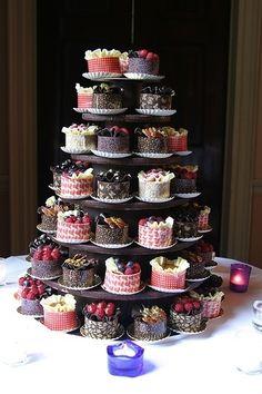 Cupcakes / bakelser - BröllopsGuiden