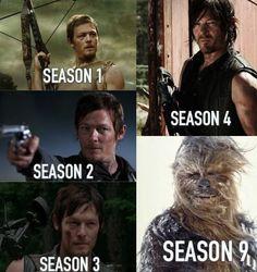 Lol! Daryl Dixon #TWD