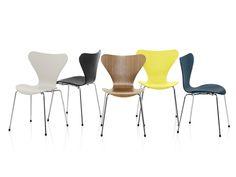 Arne Jacobsen, 7 Chair, 1958